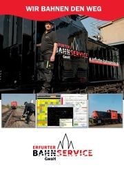 Erfurter Bahnservice GmbH Öffentliches Eisenbahnverkehrsunternehmen